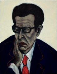 Portrait of a Man with Red Tie, 2008