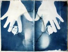 Ofri Cnaani, Blue Print 24, 2012
