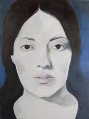 Untitled (Blue Woman), 2007