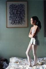 Ballerina, 2001 C-Print, 13 x 19.75 inches