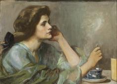 Edith Prellwitz, Afternoon Tea