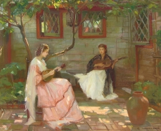 Maurguerite Pearson, Music in the Garden