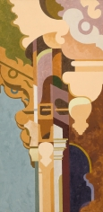 Easton Pribble, Porch Column 2