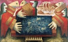 Julio De Diego, Blueprint of the Future