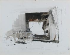 Andrew Wyeth, Hayloft