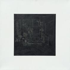 Jacob El Hanani, The Artist's Studio
