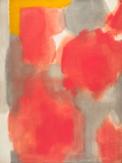 Carl Holty, Red Gold