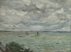 Henry Prellwitz, Summer Water Peconic Bay