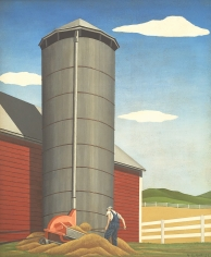 George Ault, Filling the Silo