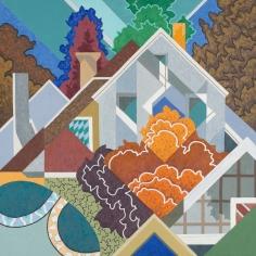 Easton Pribble, Suburban View 9