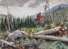 John Whorf, Bear Country
