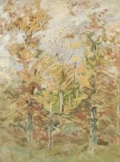 Henry Prellwitz, Autumn Landscape