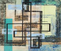 Irene Rice Pereira, Untitled