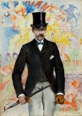 Nicholas Escalier, The Count