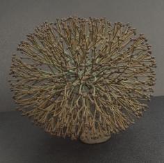 Harry Bertoia, Bush Form