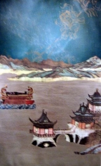 From the Death and Burial of the First Emperor of China, 2006