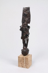 Untitled, 1970s bronze