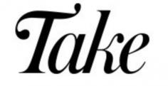 Dozier Bell in Take Magazine