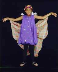 Julie Moos, Radiant (Templeton with Arm Behind Back), 2004