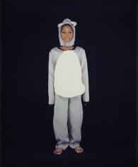 Julie Moos, Radiant (Lamb with Armsat Side), 2004
