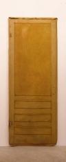 ROBERT OVERBY Green Screen Door, 1972