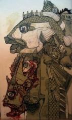 Nick Di Genova, Ninotete Landfish, 2004