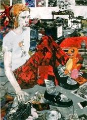 Zak Smith, Jill, Tasty, On the Floor, 2001