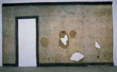 ROBERT OVERBY, East Hall Wall