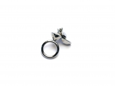 Ted Noten, Dutch Design, older works, ring, Jeff Koons