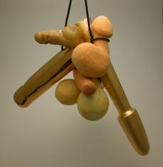 Ruudt Peters Lingam Necklace