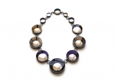 Jiro Kamata, Spiegelkette, Mirror necklace