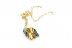Jacqueline Ryan, gold, Italian jewelry