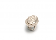 Karl Fritsch, German, contemporary jewelry, rings, new zealand, silver