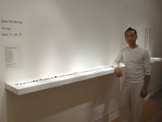 Sam Tho Duong, 50 Rings, exhibition