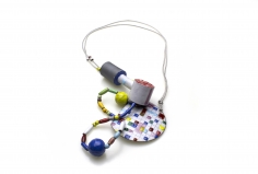 Aaron Decker, enamel, toy, jewelry