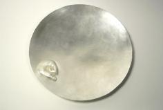 Hand als Symbol und Zeichen Gerd Rothmann vessel silver