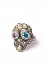 Karl Fritsch skull ring