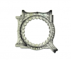 Capital bracelet Ruudt Peters