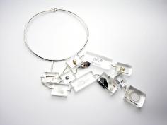 Ted Noten, Dutch Design, acrylic necklace