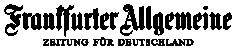 Ryan Mosley: Anne Reimers, Frankfurter Allgemeine Zeitung