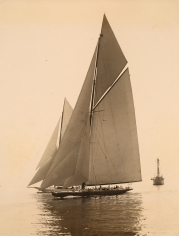 1920 America's Cup Photos by Rosenfeld and Levick