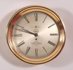 12 Inch Howard Ships Clock