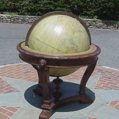 30 Inch Weber Globe