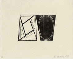 mangold untitled woodcut E
