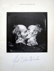 Joel-Peter Witkin, Stedelijk Museum, Amsterdam, The Netherlands, 1983.