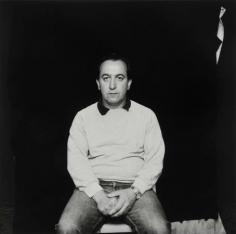 Humberto Rivas, Autorretrato, 1985