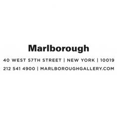 Tom is represented by Marlborough Gallery
