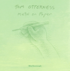 Tom Otterness | Metal on Paper: Silverpoint, Copperpoint, and Steelpoint Drawings