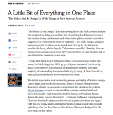 The New York Times: A Little Bit of Everything in One Place