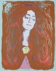 Eva Mudocci by Andy Warhol at Hg Contemporary Art Gallery